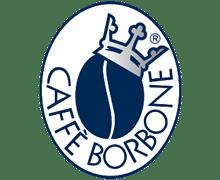 logo footer - Caffè Borbone