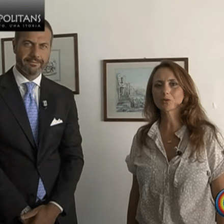 Video Canale 21 440x440 - Intervista Neapolitans, Canale 21